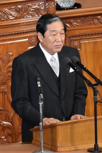 Vice-Speaker Akamatsu : Click on the picture to enlarge it.